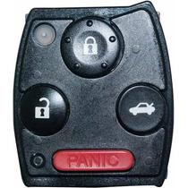 Controle Alarme Civic C/ 4 Funções Original Honda