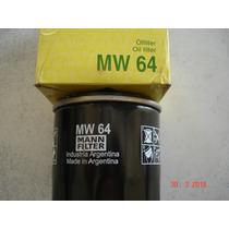 Filtro De Oleo Mann Mw64 Honda / Kawasaki / Yamaha Cb Cbr