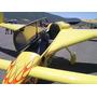 Projeto P/construção Avião Open-ez Ultraleve Monoplano Bipla