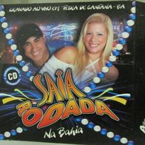 Cd Saia Rodada Promo Ao Vivo Em Feira De Santana
