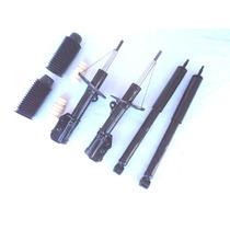 4 Amortecedor + 2 Kit Suspensão Honda Fit