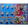 10 Toalhinhas Infantis Vários Desenhos - Frete Grátis