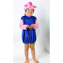 Fantasia George Pig - Peppa Pig- Pronta Entrega
