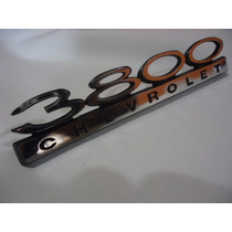 Emblema Paralama 3800 Chevrolet Opala Friso Gra Lanterna Ss