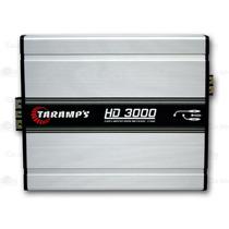 Modulo Taramps Hd 3000 Amplificador Digital 3598 Wrms