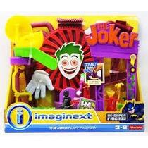 Imaginext Fabrica De Risadas Do Coringa - Mattel