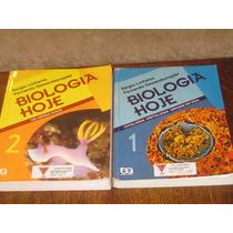 Biologia Hoje Vol 1 E 2 Sérgio Linhares Fernando Gewandsznaj