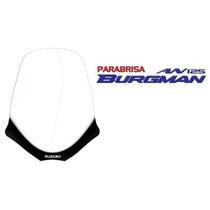 Bolha/parabrisa Motovisor Burgman 125