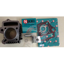 Kit Aumento Cilindrada Shineray 50cc P/ 70cc