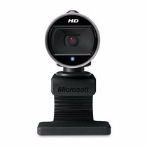 Webcam Microsoft Lifecam Cinema Hd 720p Usb 30fps H5d + Top