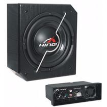 Caixa Hinor Amplificada Active Box L200, Frontier,amarok,s10