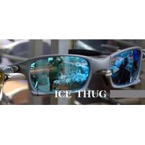 Óculos De Sol Lente Ice Thug