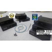 Emulador Drive Usb Disquete Teclado Roland E Yamaha Psr