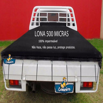 Lona Pppe Azul Pickup Hr Sprinter Mercedes S10 Hilux 4,0x2,0