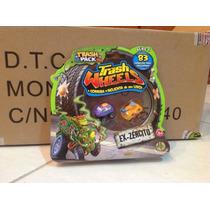 Trash Pack Trash Wheels Blister C/2 Serie 01 - Bonellihq 09