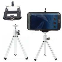 3000 - Tripé Para Câmera Digital Grátis Suporte De Celular