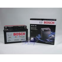 Bateria De Moto Bosch Gel Suzuki Gsr-r 1300 Hayabusa 99 À 13