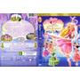 Barbie - As 12 Princesas Bailarinas / Dvd Original \
