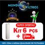 Refil Cartucho 6pçs Filtro De Caixa Dágua Tigre Fortlev 3m