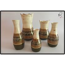 Cerâmica Esmaltada - Conjunto 05 Peças