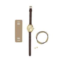Relógio Condor Feminino Ref: Coal2035ei/km - Kit