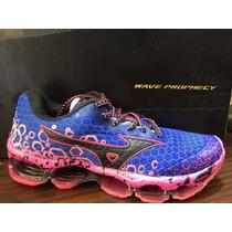 Tenis Mizuno Wave Prophecy 3 Feminino Lindos Super Promoção