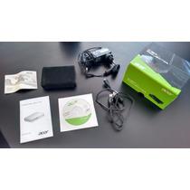 Mini Projetor Acer C120 Com 100 Ansi Lumens