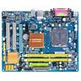 Placa Mãe 775 G31m-es2c Core 2 Duo/quad Core Veja Descrição