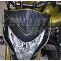 Adesivo Protetor Carenagem Farol Moto Honda Hornet Cb 600 F