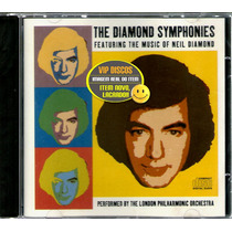 Cd Neil Diamond Symphonies London Philarmonic Orchestra Raro