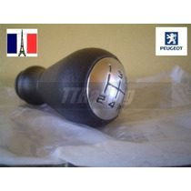 Manopla Original Peugeot 306 Ou 206 Made In France #1320