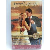 Romance: Desejo Harlequin Nº148 Leanne Banks - Frete Grátis