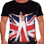 Camiseta Rock Queen Fred Mercury Masculina
