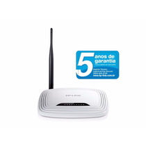 Roteador Wireless 150mbps Tp-link Tl-wr740n 5 Anos Garantia