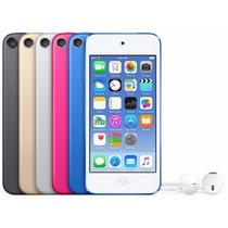 Ipod Touch 16gb - Geracao 6 Novo Lacrado - 12 X Sem Juros