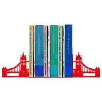 Aparador De Livros Cds Dvds Ponte Londres - Geguton