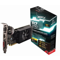 Vga Xfx R7 250e 2gb Amd Radeon R7 250e 128 Bit Frete Grátis