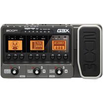 G3x Pedaleira Zoom P/ Guitarra G3 X Usb + Fonte Lançamento