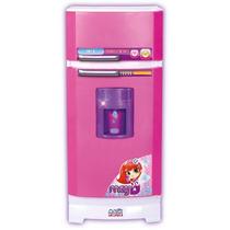 Geladeira Mágica Super Magic Toys Para Cozinha Infantil
