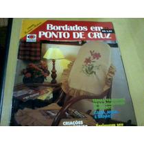 Revista Bordados Em Ponto De Cruz Nº18