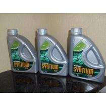 3 Litros Oleo Syntium 800 15w40, Semi Sintetico, Linha Fire