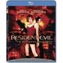 Blu-ray Quadrilogia Resident Evil + Resident Evil 4 2d E 3d