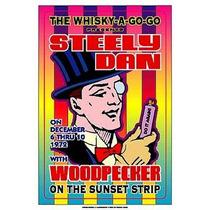 Poster (36 X 51 Cm) Steely Dan 1972 Whisky A Go Go Dennis