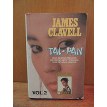 Livro Tai-pan Vol. 2 James Clavell