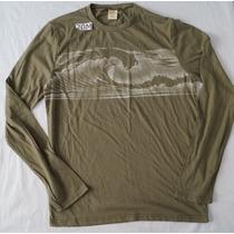 Hollister - Camisas De Malha Com Mangas Longas. Autênticas