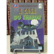 * Livro - A Casa Do Terror - Álvaro Cardoso Gomes