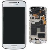 Display Lcd Tela Touch I9195 I9192 Galaxy S4 Mini Branco