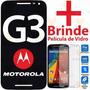 Tela Touch Display Lcd Frontal Motorola Moto G3 + Pelicula