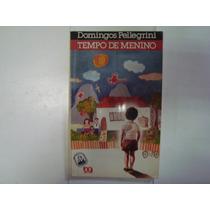 Livro - Tempo De Menino - Domingos Pellegrini