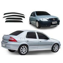 Calha De Chuva Carro, Fiat, Chevrolet, Ford, Honda, Mercedes